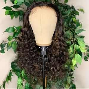 (SOLD) Lace frontal wig